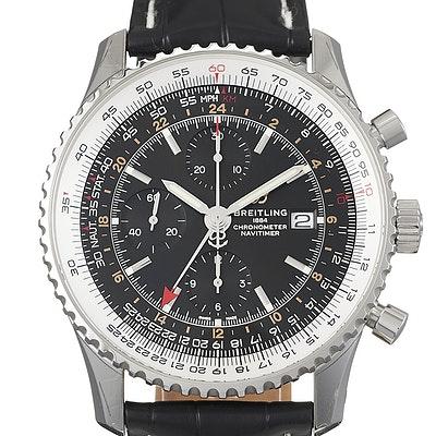 Breitling Navitimer Chronograph GMT 46 - A24322121B2P1