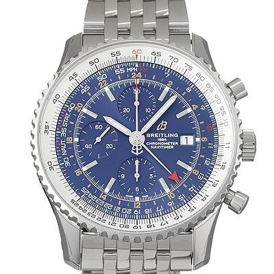 Breitling Navitimer 1 Chronograph GMT 46 - A24322121C2A1