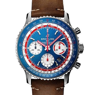 Breitling Navitimer B01 Chronograph 43 Pan Am - AB01212B1C1X2