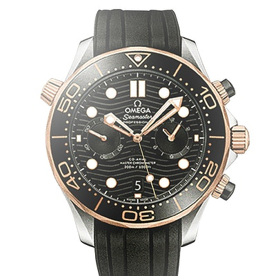Omega Seamaster Diver 300m Chronograph - 210.22.44.51.01.001