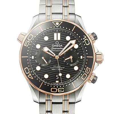 Omega Seamaster Diver 300m Chronograph - 210.20.44.51.01.001