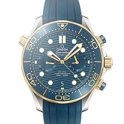 Omega Seamaster Diver 300m Chronograph - 210.22.44.51.03.001