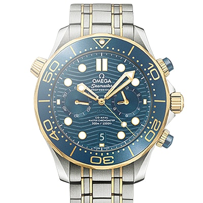 Omega Seamaster Diver 300m Chronograph - 210.20.44.51.03.001