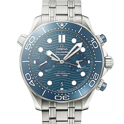 Omega Seamaster Diver 300m Chronograph - 210.30.44.51.03.001
