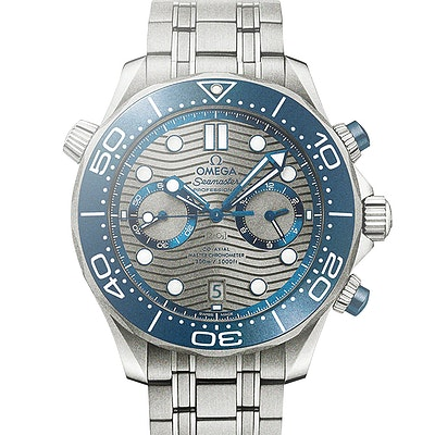 Omega Seamaster Diver 300m Chronograph - 210.30.44.51.06.001