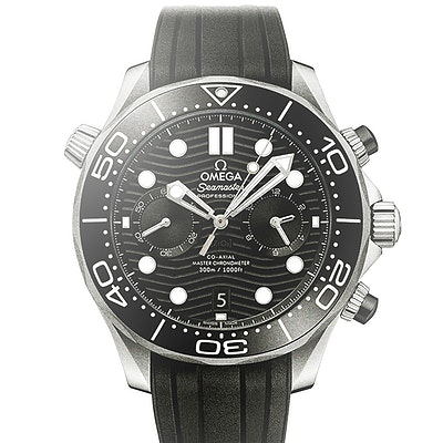 Omega Seamaster Diver 300m Chronograph - 210.32.44.51.01.001