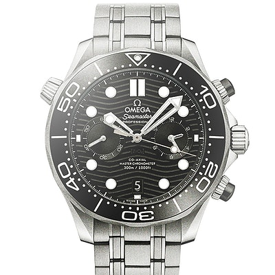 Omega Seamaster Diver 300m Chronograph - 210.30.44.51.01.001
