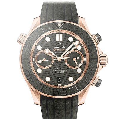 Omega Seamaster Diver 300m Chronograph - 210.62.44.51.01.001