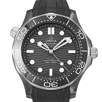 Omega Seamaster Diver 300m - 210.92.44.20.01.001