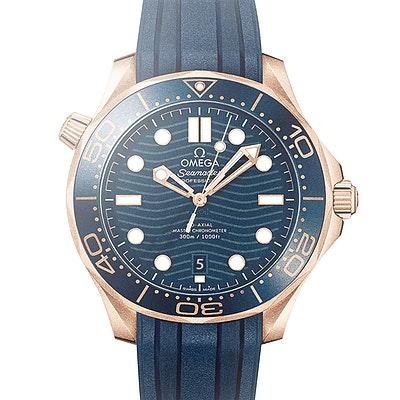 Omega Seamaster Diver 300m - 210.62.42.20.03.001