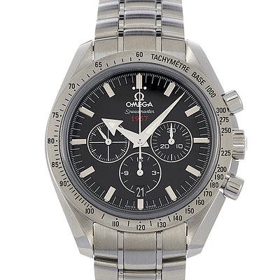 Omega Speedmaster Broad Arrow - 321.10.42.50.01.001