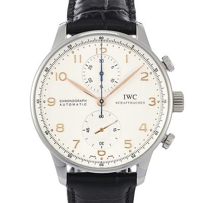 IWC Portugieser Chronograph - IW371401