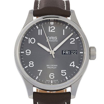 Oris Big Crown ProPilot Day Date - 01 752 7698 4063-07 5 22 05FC