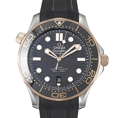 Omega Seamaster Diver 300M Co-Axial Master Chronometer - 210.22.42.20.01.002