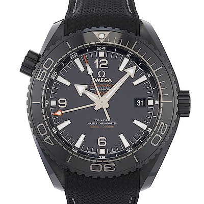 Omega Seamaster Planet Ocean 600M Co-Axial Master Chronometer GMT - 215.92.46.22.01.001