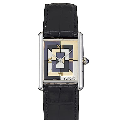 Cartier Must Tank Art Deco LTD Edition - W1008095