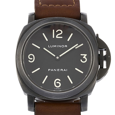 Panerai Luminor Base - PAM00009