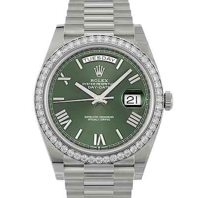 Rolex Day-Date 40 - 228349RBR