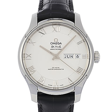 Omega De Ville Hour Vision Co-Axial Master Chronometer Annual Calendar - 433.13.41.22.02.001