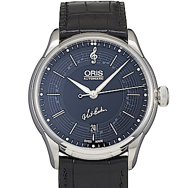 Oris Culture Chet Baker Ltd. - 01 733 7591 4084-Set LS