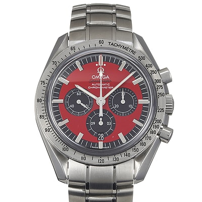 Omega Speedmaster Legend Schumacher - 3806.61.31