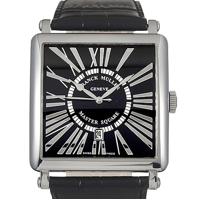 Franck Muller Master of Complications Square - 6000 K SC DT REL R