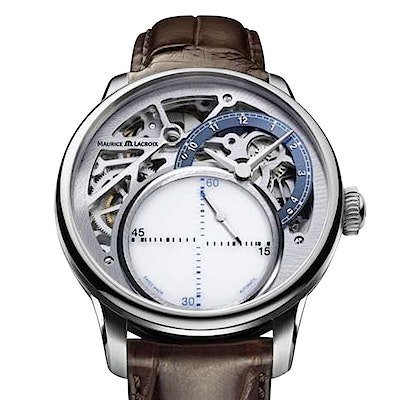 Maurice Lacroix Masterpiece Mysterious Seconds - MP6558-SS001-094-2