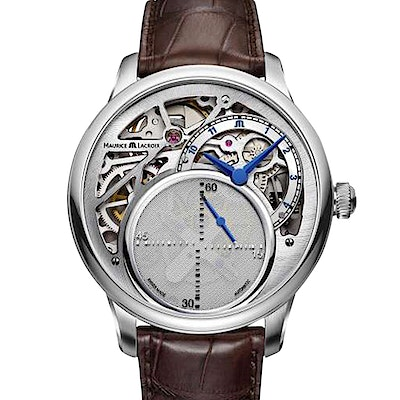 Maurice Lacroix Masterpiece Mysterious Seconds - MP6558-SS001-096-1