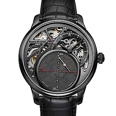 Maurice Lacroix Masterpiece Mysterious Seconds - MP6558-PVB01-092-1