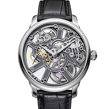 Maurice Lacroix Masterpiece Skeleton - MP7228-SS001-003-1