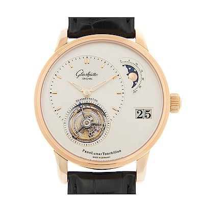 Glashütte Original PanoLunar Tourbillon - 1-93-02-05-05-04