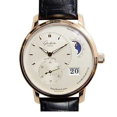 Glashütte Original PanoMatic Lunar - 1-90-02-45-35-05