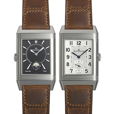 Jaeger-LeCoultre Reverso Classic Large Duoface Small Seconds - 3848422