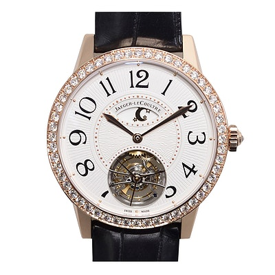 Jaeger-LeCoultre Rendez-Vous Tourbillon Night & Day - 3412407