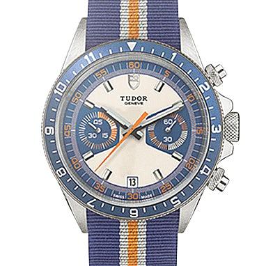 Tudor Tudor Heritage Chrono blue - 70330B