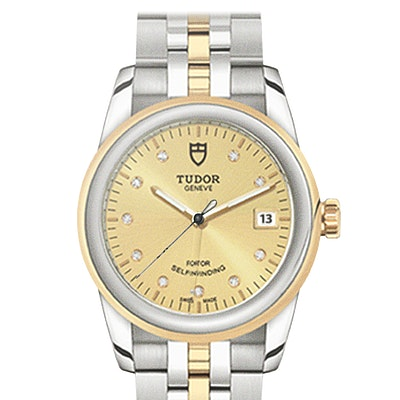 Tudor Glamour Date - 55003