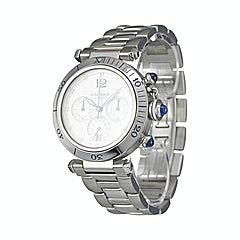 Cartier Pasha 38 Chronograph - W31030H3