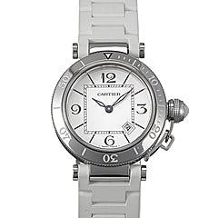 Cartier Pasha Seatimer - W3140002