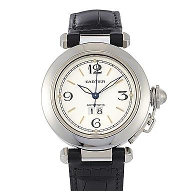 Cartier Pasha C Big Date - W31044M7