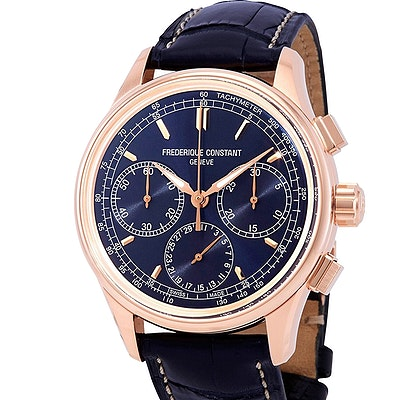 Frederique Constant Flyback Chronograph Manufacture - FC-760N4H4