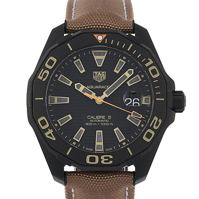 Tag Heuer Aquaracer Calibre 5 - WAY208C.FC6383