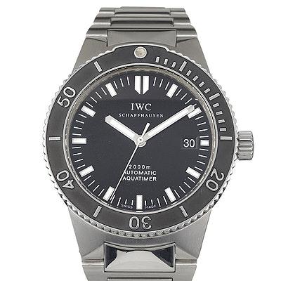 IWC GST Aquatimer - IW353602