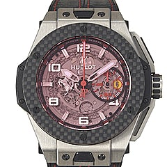 Hublot Big Bang Ferrari Chronograph - 401.NQ.0123.VR