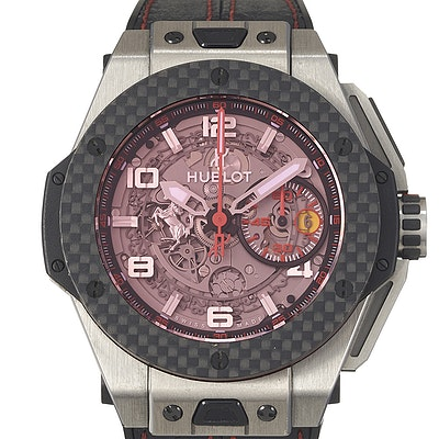 Hublot Big Bang Ferrari Chronograph - 401.NQ.0123.VR