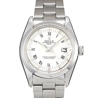 Rolex Oyster Perpetual Date - 1500