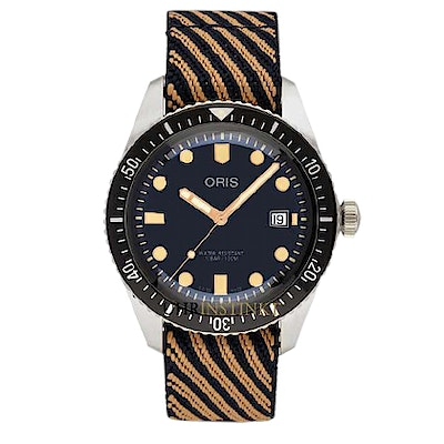 Oris Divers Sixty-Five 2018 - 01 733 7720 4035-07 5 21 13