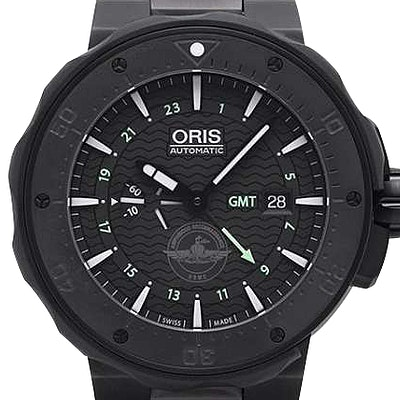 Oris ProDiver Force Recon GMT - 01 747 7715 7754-Set