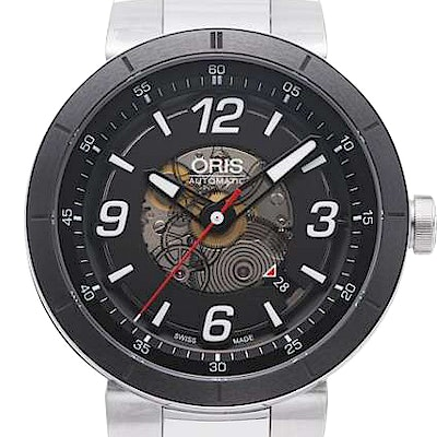 Oris TT1 Engine Date - 01 733 7668 4114-07 8 25 10