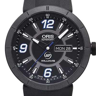 Oris TT1 Williams - 01 735 7651 4765-07 4 25 06B