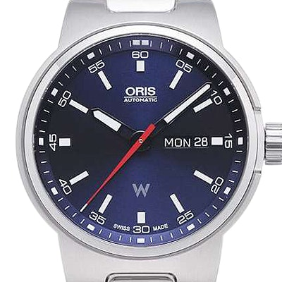 Oris Williams Day Date - 01 735 7716 4155-07 8 24 50